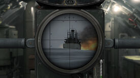Image for That Sinking Feeling: At Sea With Silent Hunter Online