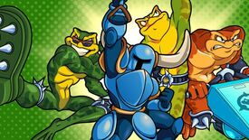 Image for Shovel Knight meets the Battletoads in his latest update