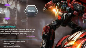 Image for Gobbets! War For Cybertron Backstory