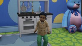 Image for Custom content makers for The Sims 4 knock it out of the park yet again with this amazing toy kitchen