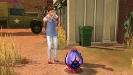Image for The Sims 4 unearths the secrets of StrangerVille today