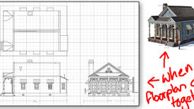 Image for Plans And Elevations: The Sims 4 Concept Art