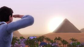 Image for Romancing Blood From The Stone: Sims 3 Expands