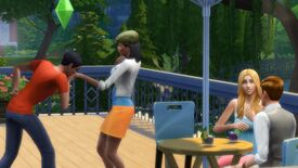 Image for Smiley-Face Bubble: The Sims 4 Will Be Offline