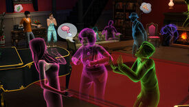 Image for Paddling Ghoul: The Sims 4 Patching In Ghosts And Pools