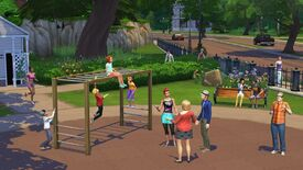 Image for EA Explains Sims 4's Pool-less, Toddler-less Oblivion