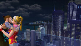 Image for The Sims 4 City Living Expansion Moves In Today