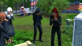 Image for The Church of Me: Sims and Religion. Why not?