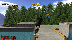 Image for Reviews Roulette: The one with Tony Hawk on a unicycle