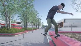 Image for Skater XL claims to be a skateboarding sim, but is it realistic?