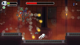 Image for Action platformer Skelattack has you defend your dungeon from rude human adventurers