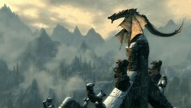 Image for Skyrim: Back To Morrowind's Weirdness?