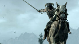 Image for Horse Amore: Next Skyrim Update Adds Mounted Combat