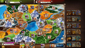 Image for Grab Carcassone and Splendor for cheaps in Fanatical's digital board games sale