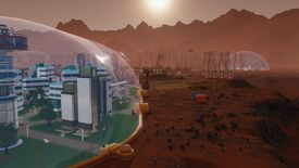 Image for Red means danger: how to survive in Surviving Mars