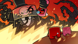 Image for Team Meat on the return of Super Meat Boy