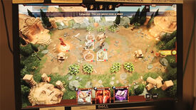 Image for Smite Tactics closed beta offers paid insta-access Founder's Pack