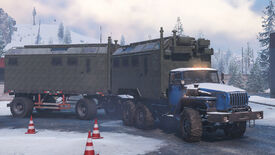 Image for SnowRunner devs want mod support, and mods, available from day one