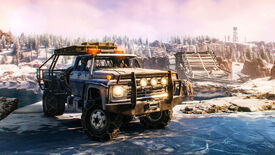 Image for SnowRunner is adding a frozen new map next week