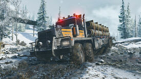 Image for Spintires follow-up SnowRunner defrosts in time for an April release