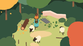 Image for Ride sheep and build sheds at Ollie & Bollie's Outdoor Estate