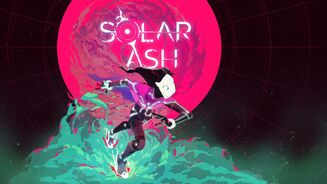 Image for Hyper Light Drifter follow-up Solar Ash releases this October