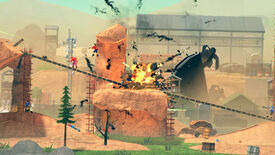 Image for Fight in silly jetpack shootouts with the free Soldat 2 demo