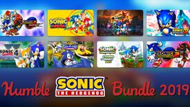 Image for Get 12 Sonic games for less than $12 in Humble's latest bundle