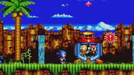 Image for Sonic Mania Plus spins out in July