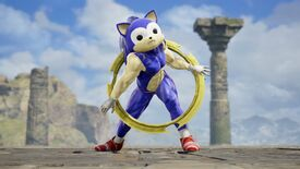Image for Sonic is a real cutie pie in Soulcalibur 6