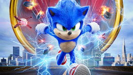 Image for Sonic has a new look for his movie, and it's disappointingly familiar