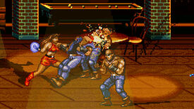Image for Pavements Of Anger: Streets Of Rage Remake