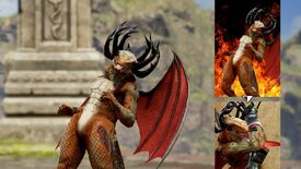 Image for I can't stop making horny lizard lads in Soulcalibur VI