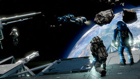 Image for Space Engineers rockets out of early access next week