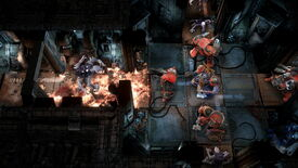 Image for Space Hulk: Tactics docking in October