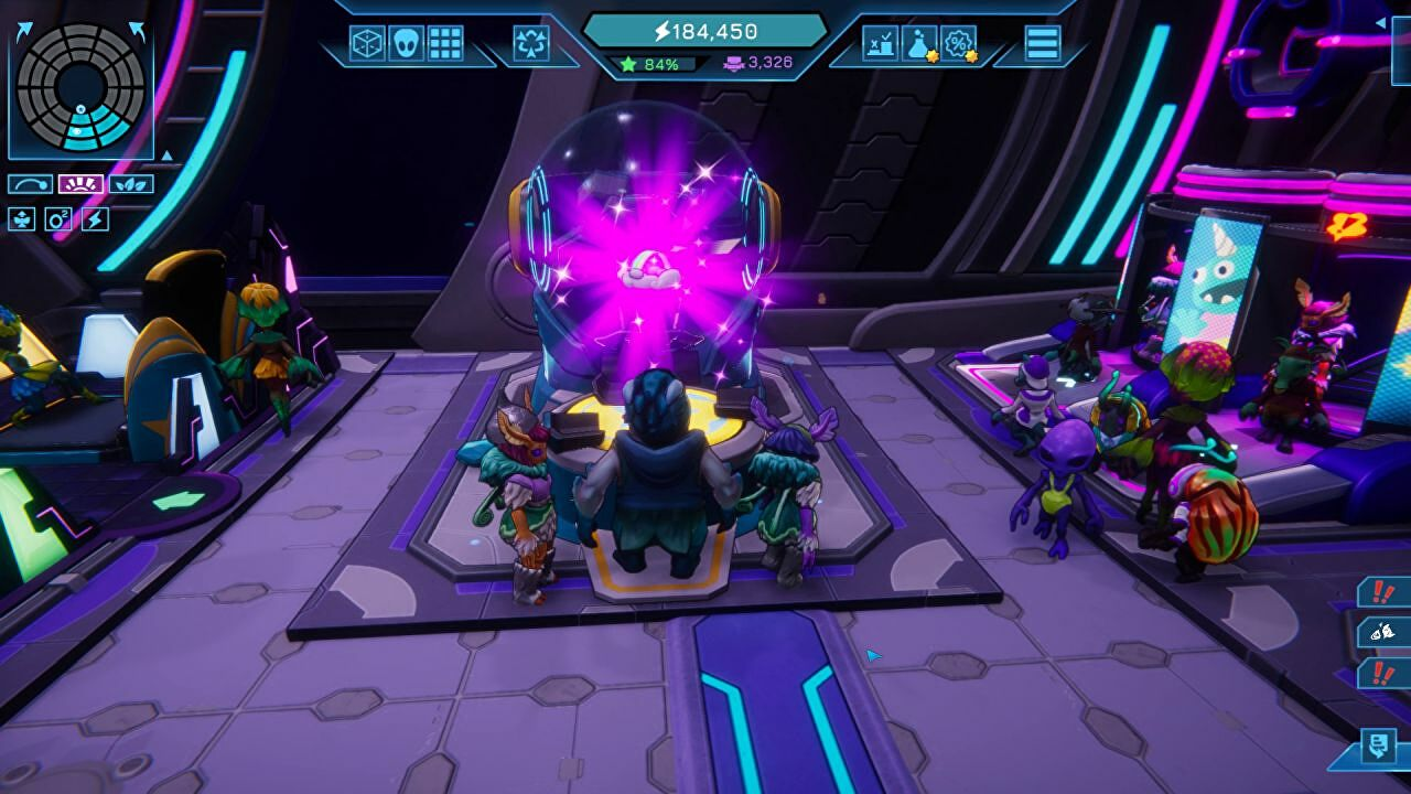 Spacebase Startopia does exactly what it needs to