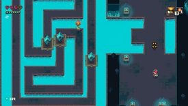 Image for Sparklite is a roguelike which runs on FOMO