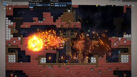 Image for Spelunky 2 mod Overlunky lets you zoom out and blow up every level