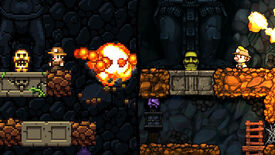 Image for Oh Thank God: Fancier Spelunky Coming To PC At Last