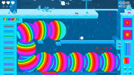 Image for Psychedelic platformer Spinch will launch in September