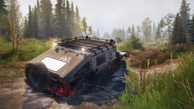 Image for Mudrunner's filthy motoring is free on the Epic Games Store this week