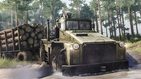 Image for Spintires: MudRunner churns up new map, new mode