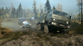 Image for Spintires: MudRunner rides out on Halloween