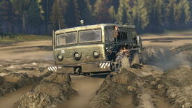Image for Keep On Trucking: Spintires Development Back On Track