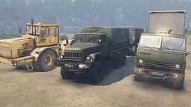 Image for Spintires Update Adds New Trucks, Mod Tools To Follow