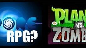 Image for Weekend Gossip: Spore RPG? PVsZ 2?
