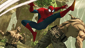 Image for Does Some of What A Spider Can: PC Spidey