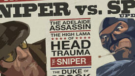 Image for Sniper & Spy Updates Online, TF2 Free Weekend