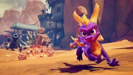 Image for Spyro Reignited Trilogy is PC-bound says Taiwanese Rating Committee