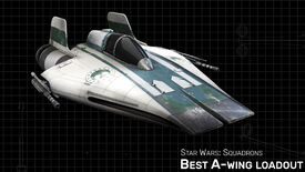 Image for Best A-wing loadout in Star Wars: Squadrons